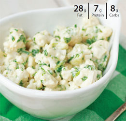 Cauli Potato Salad